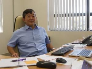 Prof. Lauro Kubota, diretor do Instituto de Química (IQ) da Universidade de Campinas (Unicamp) e editor chefe da BrJac – Foto: Luciene Campos
