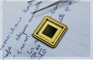 Biossensor é capaz de identificar a proteína HER2 - Imagem: Divulgação